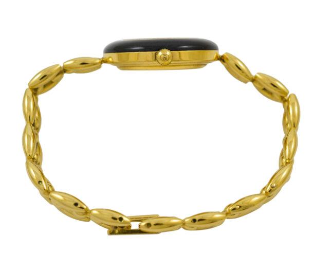 Vintage Gucci 11/12 Gold Plated Quartz Ladies Watch 1989