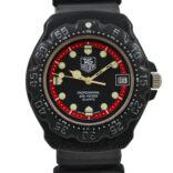 Vintage Tag Heuer F1 Series Quartz 383.513 Midsize Watch 2018