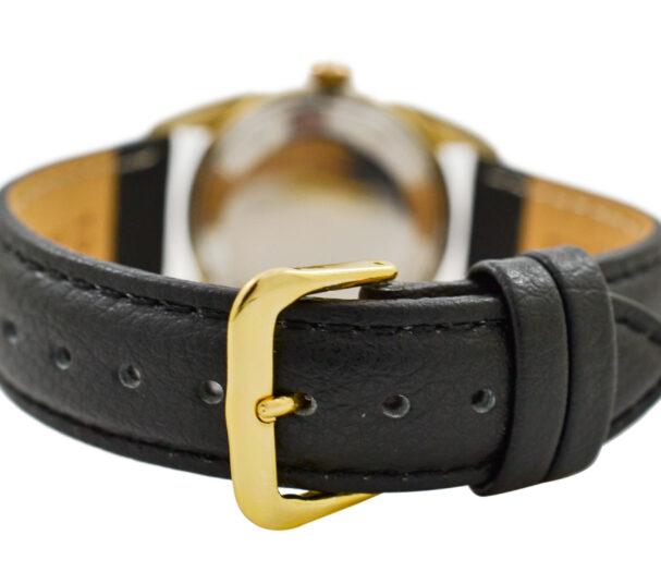 Vintage Bulova Self-Winding Gold Plated Automatic Midsize Dress Watch 2043