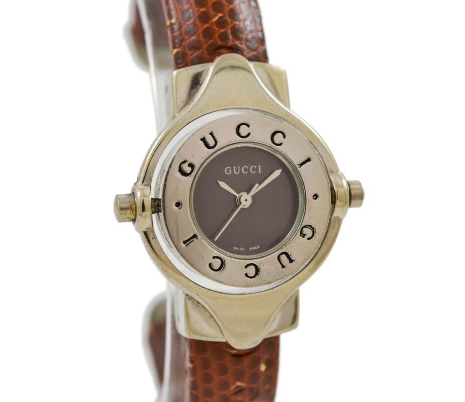 Gucci 6600L Quartz Bangle