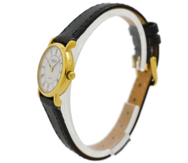 Vintage Raymond Weil Geneve 9923 Quartz Gold Plated Ladies Watch 2049