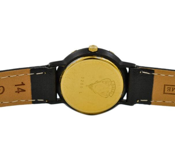 Vintage Gucci 3200L Gold Plated Quartz Ladies Watch 2054