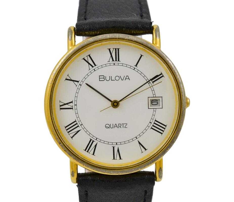 Bulova Classic Quartz